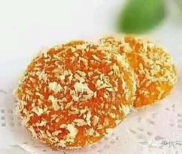 美味早餐推荐❤脆皮南瓜饼的做法