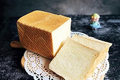 【吐司】麦麸奶香吐司