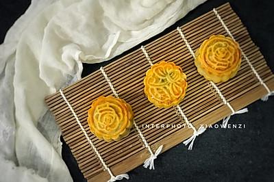 老式五仁月饼