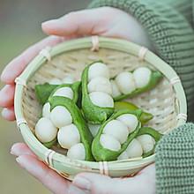 一个伪装豌豆荚的小馒头【敲可爱】