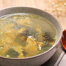 紫菜蛋花汤-迷迭香