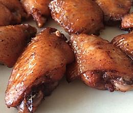 多种口味烤鸡翅(脱骨的哦!)的做法
