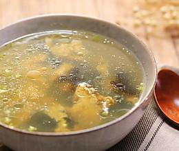 紫菜蛋花汤-迷迭香的做法