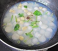 鲜贝冬瓜汤的做法图解8