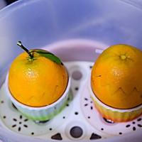 Crab Brewed Orange  蟹酿橙#风味人间#的做法图解7