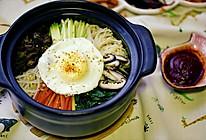 韩国石锅拌饭~的做法