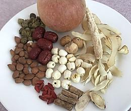 秋季润肺养生汤的做法