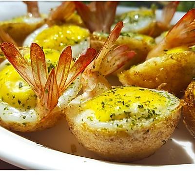 虾扯蛋——台湾夜市小吃