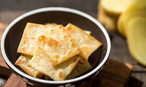 豆腐薯泥小方饼的做法