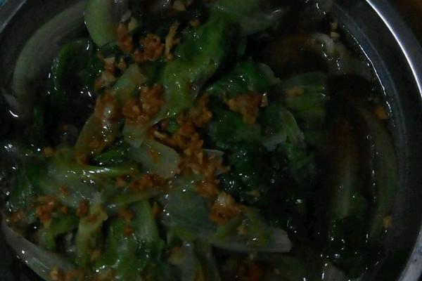 耗油生菜的做法