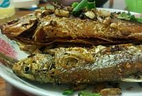 焦香小麻鱼的做法