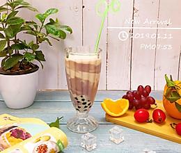 超香超浓郁的芋泥啵啵奶茶的做法