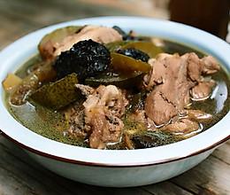 白露|健脾祛湿的熟地冬瓜汤的做法