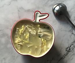 腐竹鸡蛋汤的做法