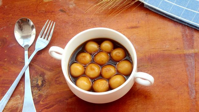 红糖汤圆的做法
