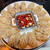 虾仁鲜肉蒸饺简单美味早餐家常菜的做法图解8