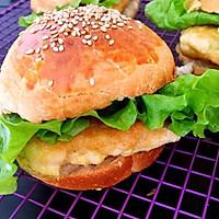 #嘉宝笑容厨房#属于宝宝的汉堡包