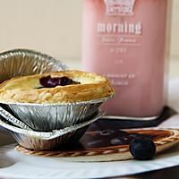 蓝莓蛋挞的做法图解15