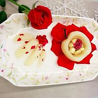 冰雪玫瑰—还原旅游卫视《我家厨房》剧中菜谱的做法图解4