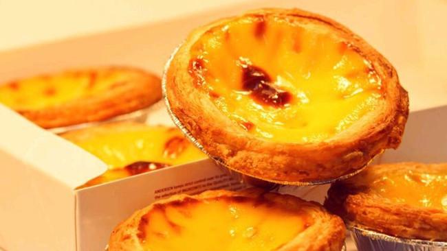 葡式蛋挞 懒人版✔能背出的菜谱的做法
