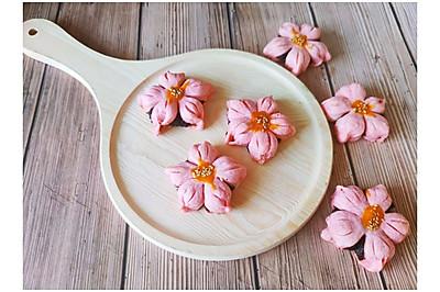 桃花酥,层层酥脆,香甜可口,中式网红糕点,新手易学!