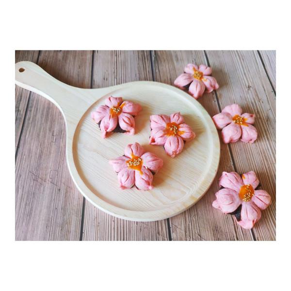 桃花酥,层层酥脆,香甜可口,中式网红糕点,新手易学!的做法
