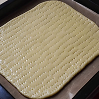 脆底蘑菇披萨的做法图解6
