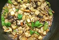 土豆烧蘑菇的做法