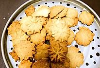 红枣黑芝麻黄油曲奇饼干的做法