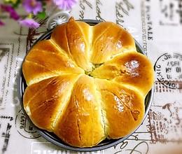 用手撕着吃的肉松面包的做法