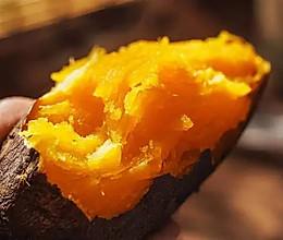 微波炉烤红薯|日食记的做法