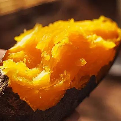 微波炉烤红薯|日食记