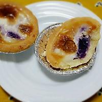 脆皮紫薯蛋挞#长帝烘焙节(刚柔阁)#的做法图解14