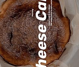 7分钟超快手巴斯克芝士蛋糕免打发零失误的做法