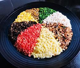 净素八珍饺子馅 净素食的做法