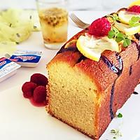 百香果磅蛋糕#安佳烘焙学院#