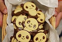 小熊猫饼干的做法