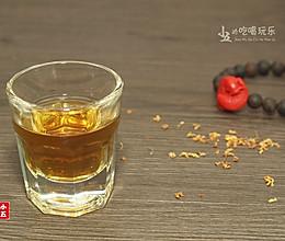 桂花酒:一见倾心的家酿美酒的做法