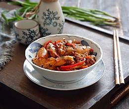 干锅笔管鱼#食力对决#的做法