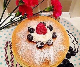 日式煎饼pan cake的做法
