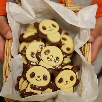 小熊猫饼干