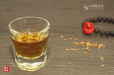 桂花酒:一见倾心的家酿美酒