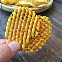 金黄脆薯格的做法图解10