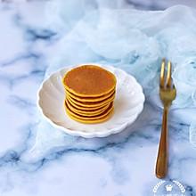 #晒出你的团圆大餐# 宝宝辅食之南瓜米粉松饼