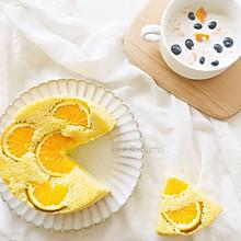 宝宝辅食·橙香蒸蛋糕