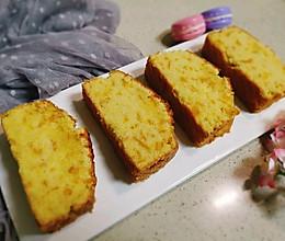 糖渍橙皮磅蛋糕的做法