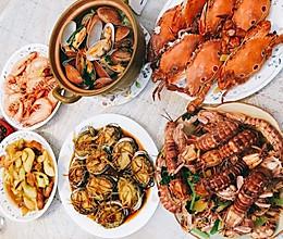 美味海鲜宴的做法
