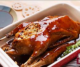 小羽私厨之八宝鸭的做法