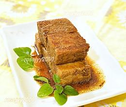 卤水汁豆腐的做法