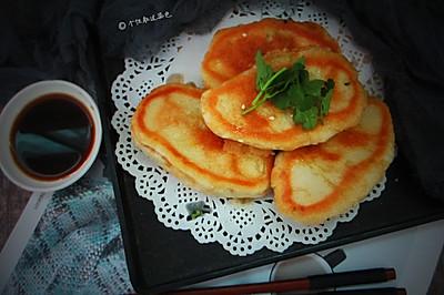 河南韭菜粉条水煎包#特色菜#